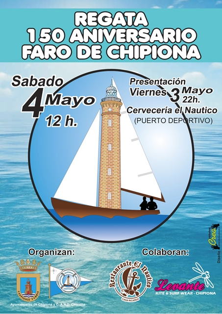 regata 150 faro de chipiona