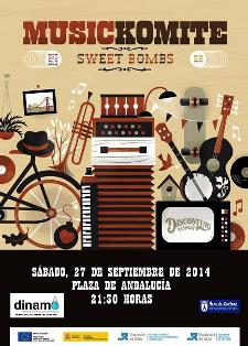 "Music Komite ""Sweet Bombs"" (Discontinurecords 2013)"